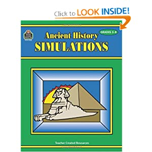 Ancient History Simulations by Max Fischer