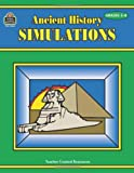 img - for Ancient History Simulations book / textbook / text book