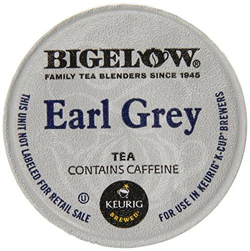 Bigelow Earl Grey Tea K-Cups (Case Of 6)