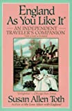England as You Like It (0345401905) by Toth, Susan Allen