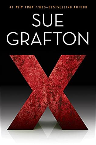 book cover of   X