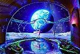 1000ピース アースライト(地球光) 10-1097