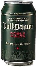 Cerveza voll damm lata 33cl 7.2º