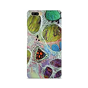 Mobicture Designer Abstract Premium Printed Case For Huawei Honor 6 Plus