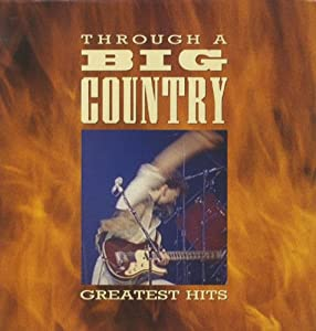 Through a Big Country-Greatest hits [Vinyl LP]