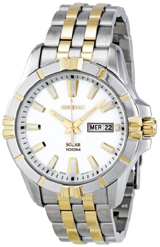 Seiko Men's SNE162 Solar Watch