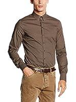 Dolce & Gabbana Camisa Hombre (Marrón)