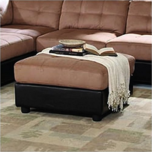 15 OFF Coaster Home Furnishings 551003 Casual Ottoman Brown : 51JWDpHPATL from www.selloscope.com size 500 x 500 jpeg 41kB