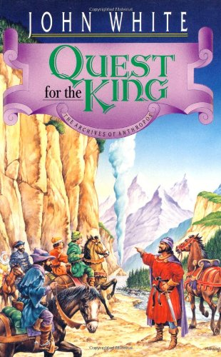 Quest for the King (Archives of Anthropos) (Quest Of Kings compare prices)