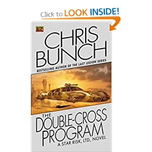 The Doublecross Program (Star Risk #3) by Chris Bunch