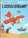 Les Schtroumpfs, Tome 14 : L'aéroschtroumpf par Peyo