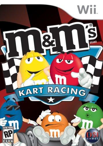 M&Ms Kart Racing