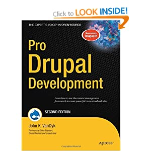 Pro Drupal Development 2nd Edition