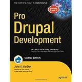 """Pro Drupal Development, Second Edition (Expert's Voice in Open Source)von """"John K. VanDyk"""""""