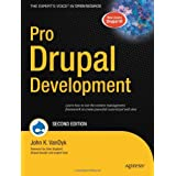 Pro Drupal Development, Second Edition (Paperback) By John K. VanDyk          Buy new: $19.64 91 used and new from $0.01     Customer Rating: