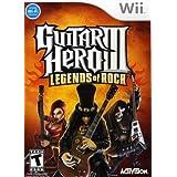 Guitar Hero III: Legends of Rock - Nintendo Wii (Game only) (Certified Refurbished)
