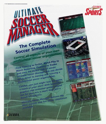 Sierra Sports Ultimate Soccer Manager
