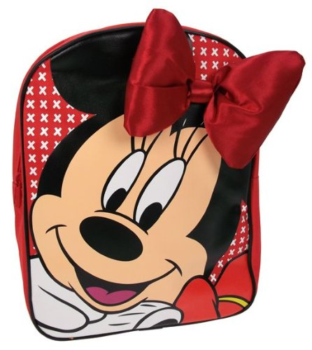 sacs a dos et accessoires sac dos disney minnie avec n ud papillon. Black Bedroom Furniture Sets. Home Design Ideas