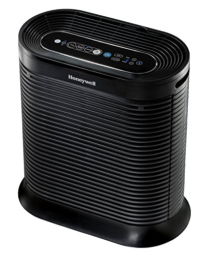 Honeywell HPA250B True HEPA Allergen Remover with Bluetooth Technology, Black, 310 Sq Ft