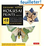 Origami Paper Hokusai Prints - Large...