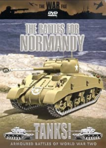 Tanks! - The Battles For Normandy [DVD]