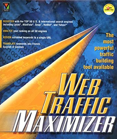 Web Traffic Maximizer