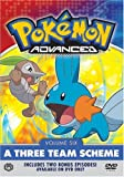 echange, troc Pokemon 6: Advanced - Three Team Scheme [Import USA Zone 1]