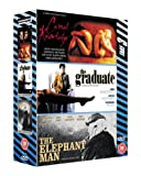 Carnal Knowledge/The Graduate/The Elephant Man [DVD]