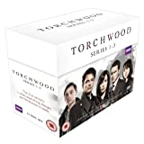 Torchwood - Series 1-3 Box Set [Edizione: Regno Unito]di John Barrowman