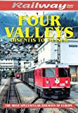 echange, troc Four Valleys - Disentis to Filsur [Import anglais]