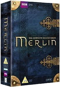 Merlin - Complete Series 2 Box Set [DVD]