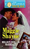 Million Dollar Marriage (The Fortunes of Texas) (0373389140) by Maggie Shayne