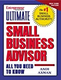 img - for Ultimate Small Business Advisor (with CD) book / textbook / text book