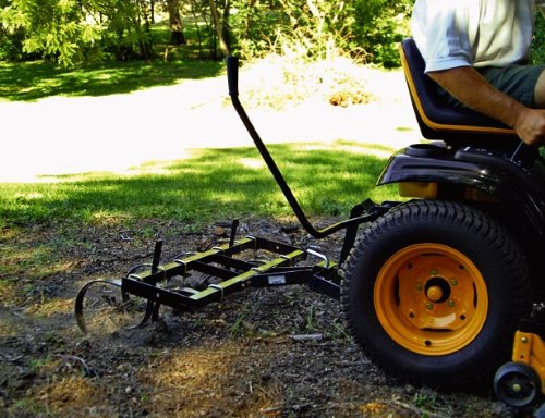 Agri-Fab 45-0264 Ground-Engaging Attachment Sleeve Hitch Row Crop Cultivator picture