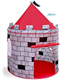 Knight's Castle Kids Playhouse for Indoor and Outdoor, Best Children Play Tent for Your Prince. Enjoy This Durable, Lightweight, and Beautiful Children's Play House. Great Gift Idea By PlayouTM