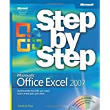 Excel 2007 Step by Step (Step by Step (Microsoft))-with CDby Curtis Frye