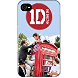 One Direction 'Take Me Home' White Clip On Iphone 5 Hard Case