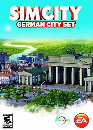 SimCity German City Set [Online Game Code]