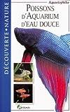 echange, troc  - Poissons d'aquarium d'eau douce