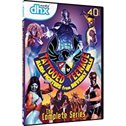 Tattooed Teenage Alien Fighters - The Complete Series