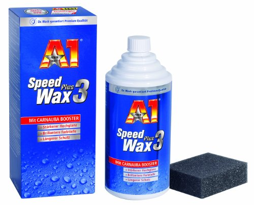 Dr. Wack 2730 A1 Speed Wax Plus 3500 ml