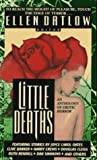 Little Deaths (0440218527) by Datlow, Ellen