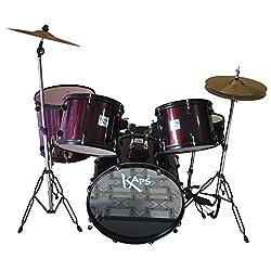 Saraswati Enterprises's Kaps Drum Set