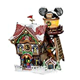 Department 56 North Pole Mickey'S Holiday House