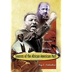 Sources of the African-American Past: Primary Sources in American History (2nd Edition) by Roy E. Finkenbine