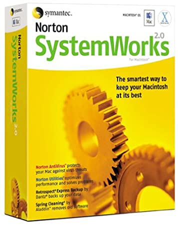 Norton Systemworks 2.0 for Mac
