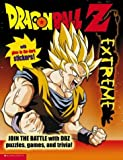 img - for Dragonball Z: Extreme Glow-in-the-dark Sticker Activity book / textbook / text book