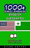 1000+ Basic Phrases English - Esperanto (ChitChat WorldWide)