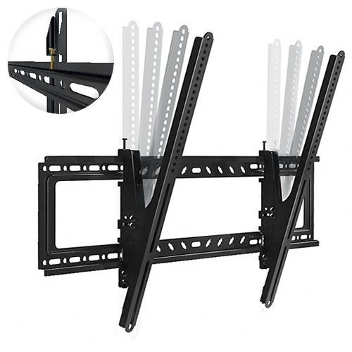"""Universal Fully Adjustable Tv Wall Mount; Fixed Or Tilting (Fits Most Screens From 42"""" - 65"""")"""
