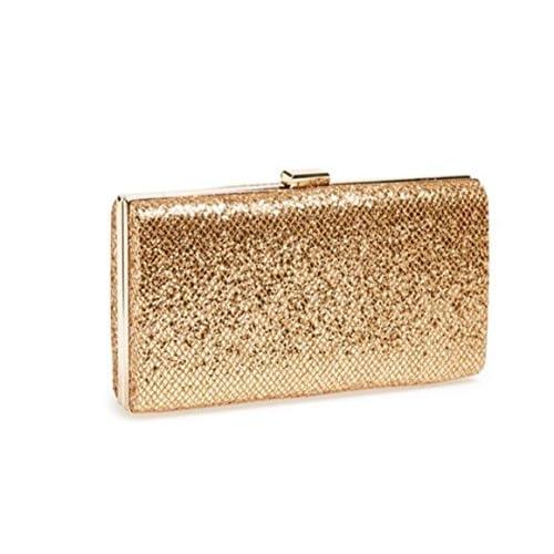 ナターシャクチュール(Nata.sha Couture) 「スパークル」ボックスクラッチ 'Sparkle' Box Clutch {並行輸入品} [GBC]